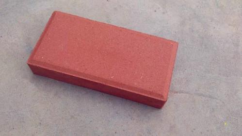 压制型烧结砖
